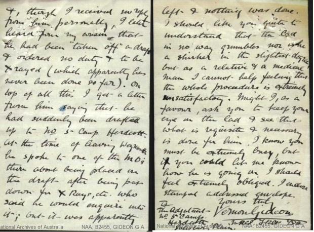 Gideon Letter2