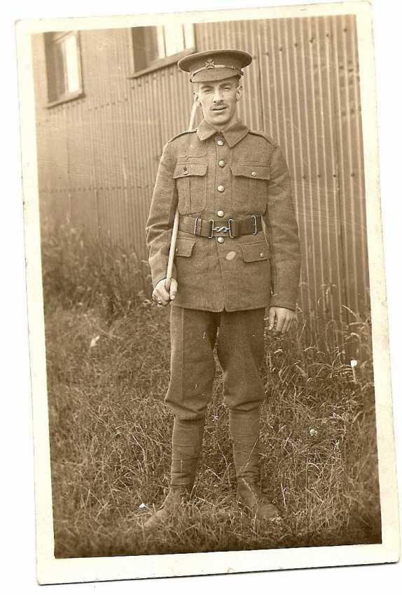 Pte John Drewitt 9th London Regt - Susan Eyers